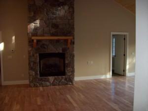 Dan Fogarty Great Northern Builder custom home builder interior craftsman house