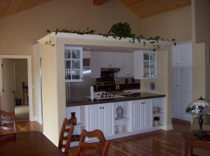 Dan Fogarty Great Northern Builder interior custom home craftsman house