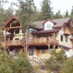 home builder in Sandpoint Idaho area builders Dan Fogarty Great Northern Builder