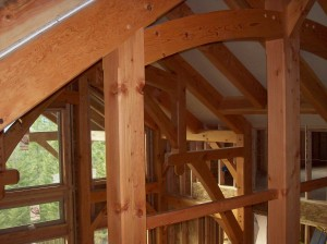 Custom Built Timber Trusses