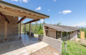 north Idaho modern home photographer Andrew Van Leeuwen of Build LLC