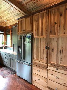 Mountain Retreat Kitchen
