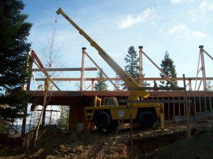 Ravenwood Modern - Crane